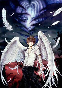 Постер angel sanctuary убежище ангела