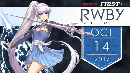 RWBY Volume 5 Weiss Character Short