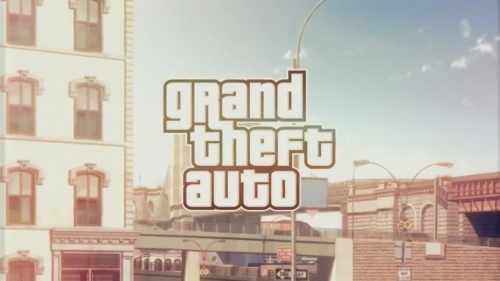 Anime meets Grand Theft Auto