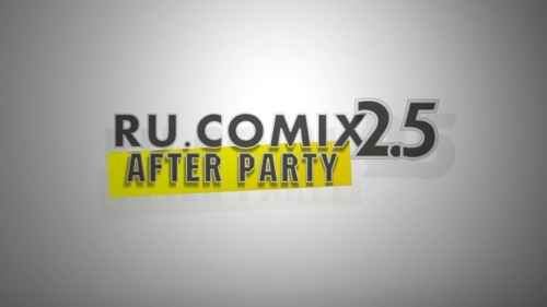 Ru.Comix 2.5: After Party (AMVNews Team) [2011, Comedy (Fun), Mix, DVDRip]