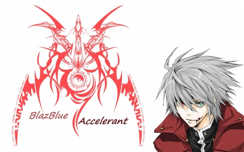 AMV | Клипы | BlazBlue Accelerant | Музыка: Blue Stahli - Accelerant