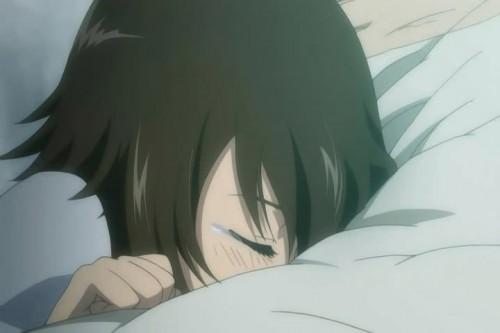 картинки аниме со слезами: